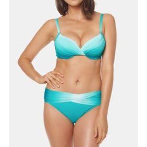 Bleu by rod bikini
